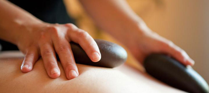 Massage SDT 90 mins: Hot Stone with Swedish or Deep Tissue Massage